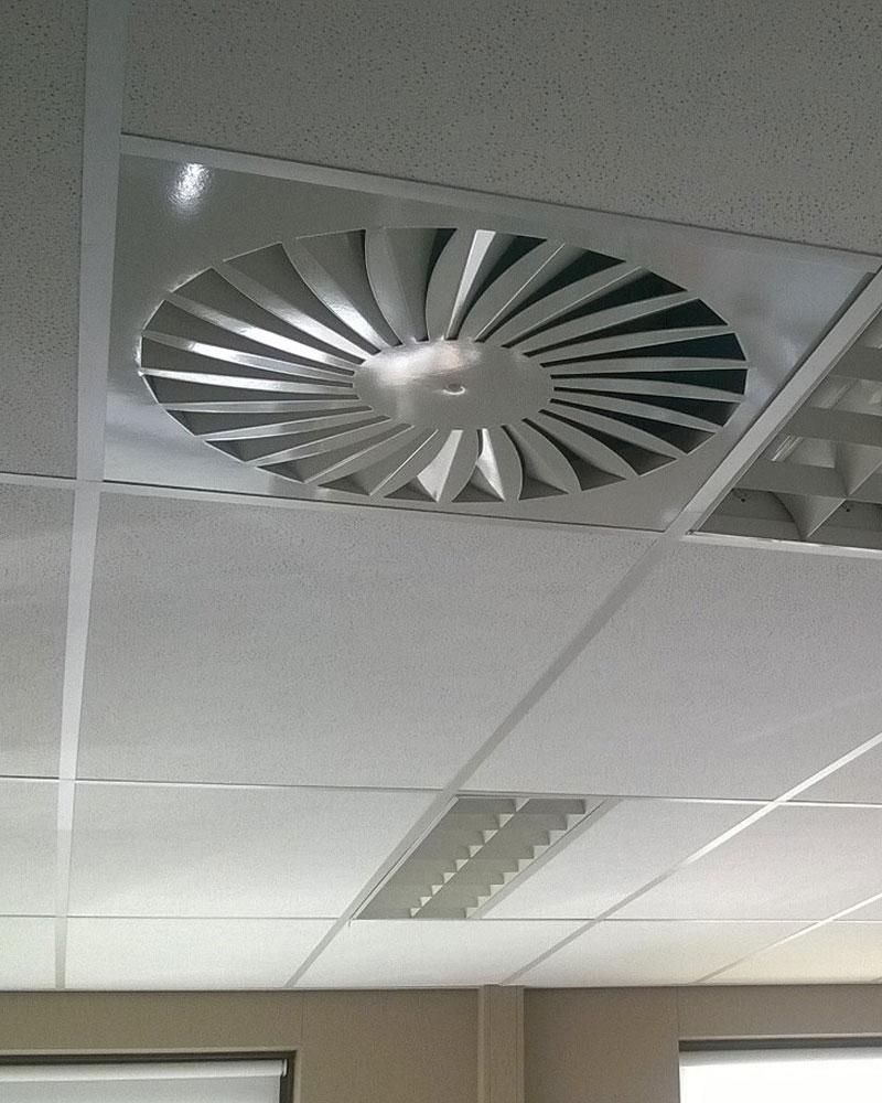 Airco installateur kantoor
