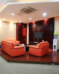 Airconditioning Kantoor