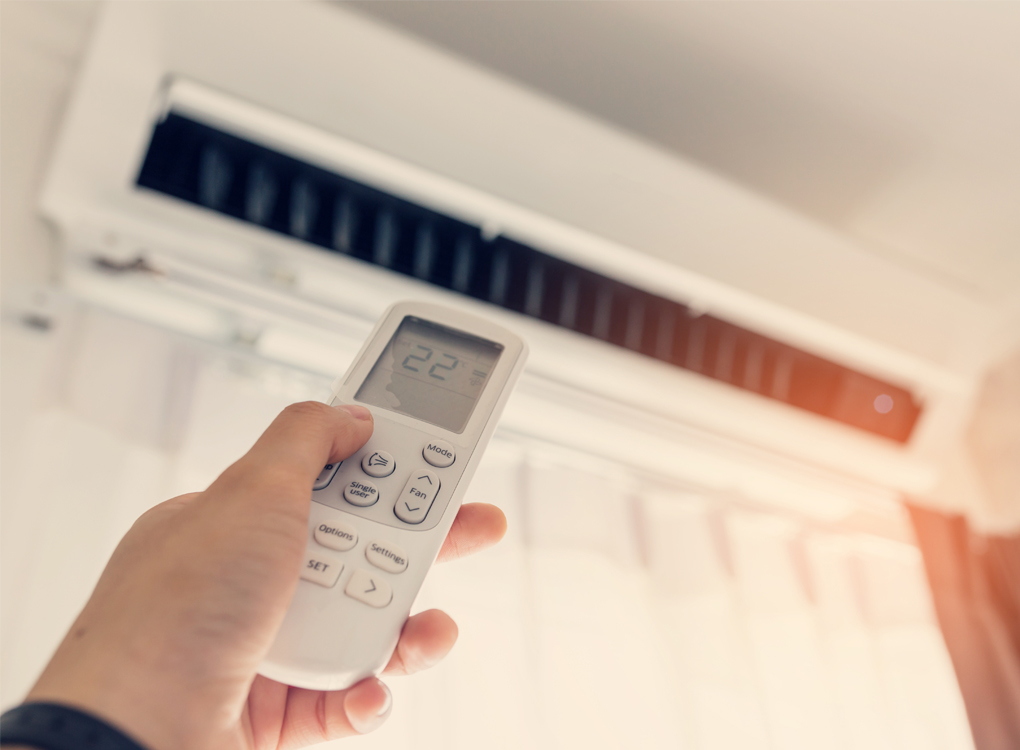 Airco-installateur-Maarssen-Afstandsbediening