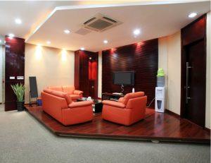 Kantoor ventilatie onderhoud