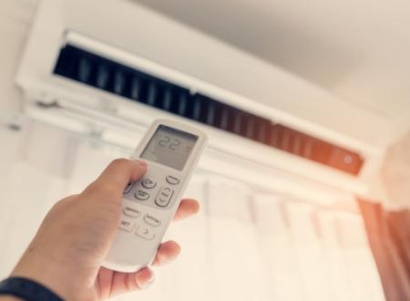 Airco installatie Bodegraven afstandsbediening