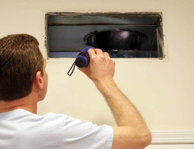 Ventilatie Onderhoud