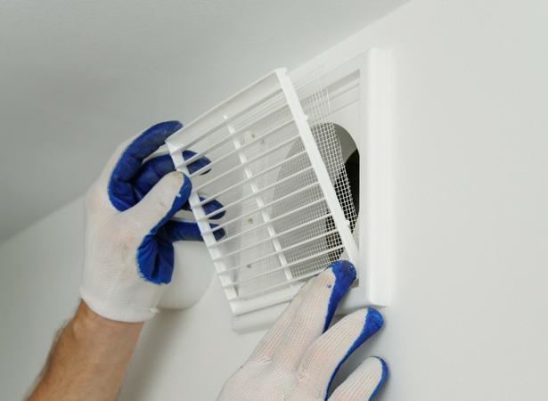 Ventilatie Reparatie